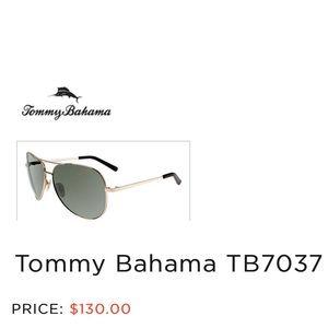 Tommy Bahama Accessories - Tommy Bahama Aviator Sunglasses
